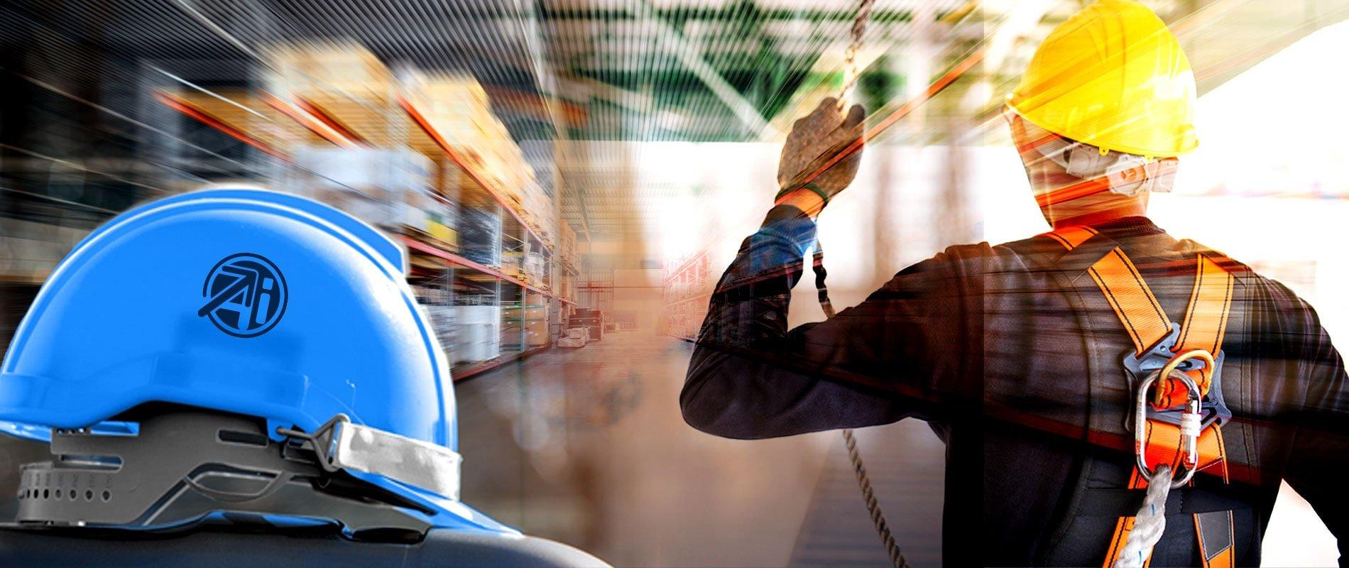 Harnais anti chute